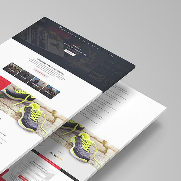 Neur Portfolio: Athletics Ontario
